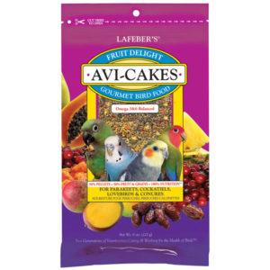 Fruit Delight Avi-Cakes small bird
