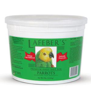 Pellets Parrot