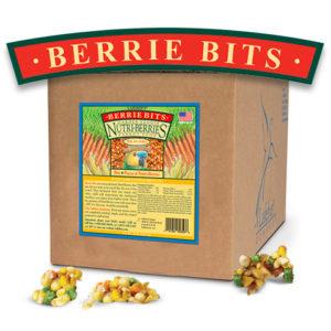 Garden Veggie Berrie-bits for Parrots